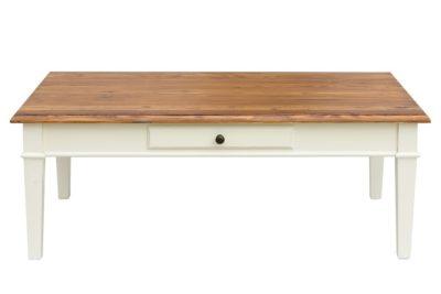 שולחן סלון עם מגירות
