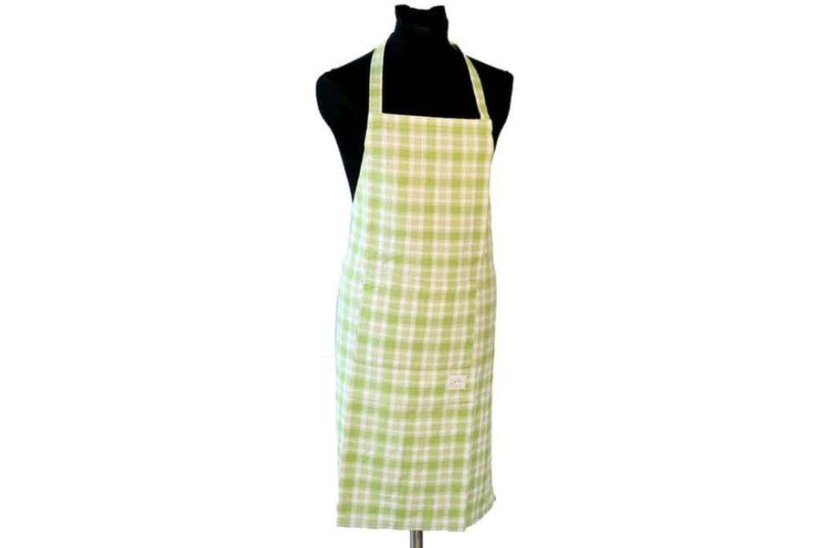 סינר מטבח ירוק