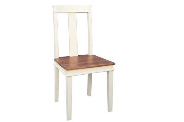 כסא לפינת אוכל מעץ מלא