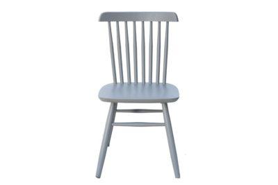 כסא אוכל מעוצב מעץ