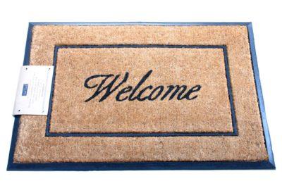 שטיח גדול welcome