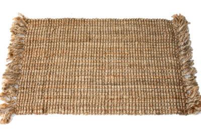 שטיח חבלים טבעי אורגני