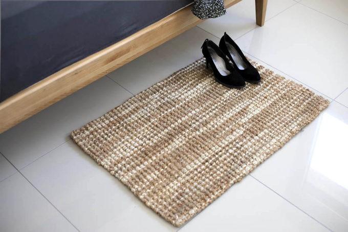 שטיח חבל גוונים