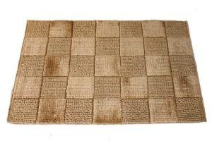 שטיח משובץ טבעי לבית