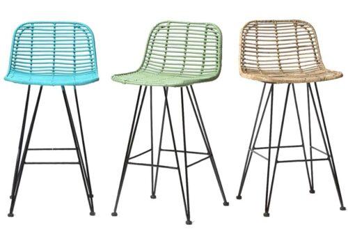 כסאות בר מעוצבים מראטן