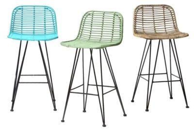 כסא בר מעוצב מינימליסטי