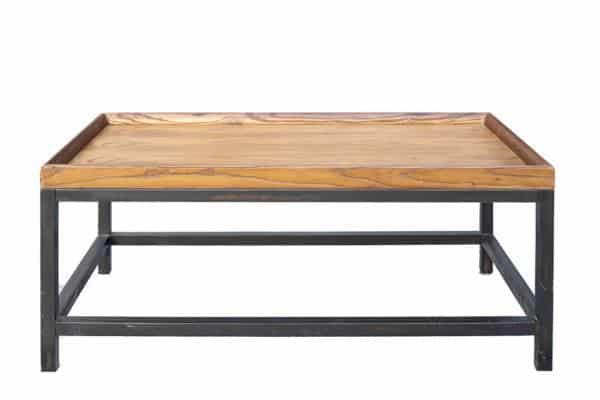 שולחן סלון משטח עמוק