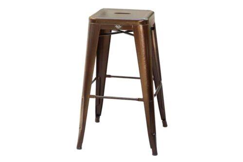 כסא בר ממתכת