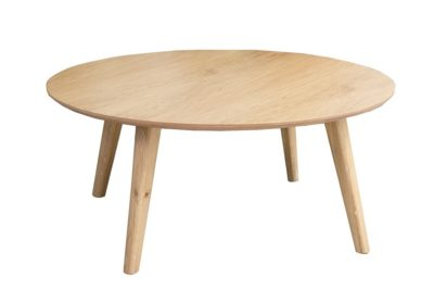 שולחן סלון עגול