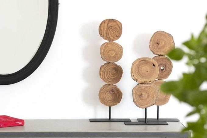 אביזרים מעוצבים מעץ