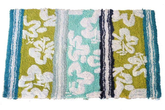 שטיח אמבטיה צבעוני