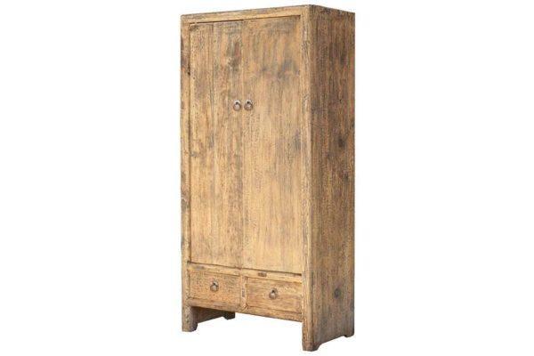 ארון מעץ ממוחזר