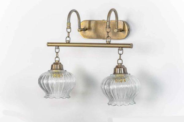 גוף שתי מנורות