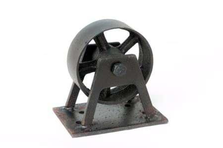 גלגל מברזל יצוק לרהיטים