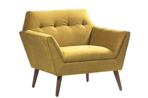 כורסא גדולה חרדל