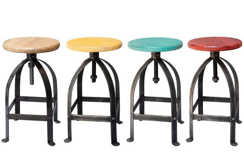 כיסאות בר מברזל