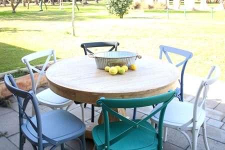 כסאות לגינה והמרפסת