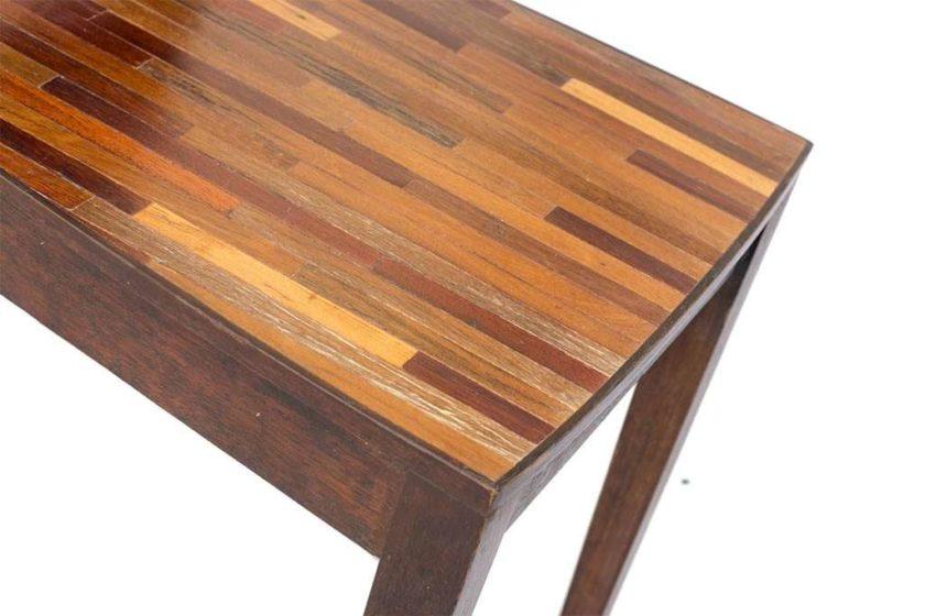 כסא אוכל מיוחד מעץ