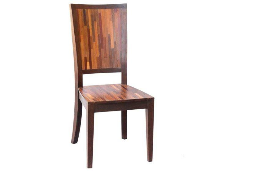 כסא עץ מיוחד לפינת אוכל