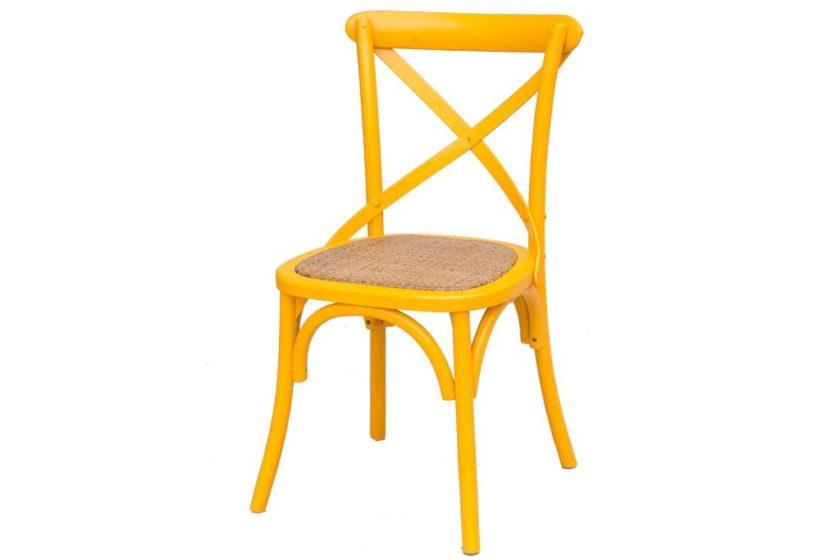 כסא איקס כתום