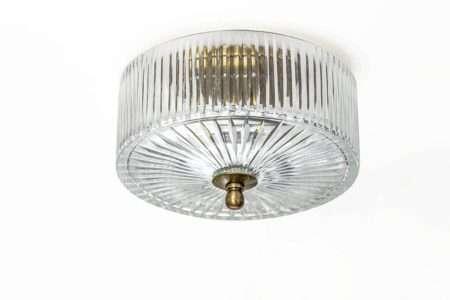 מנורה מעוצבת לתקרה