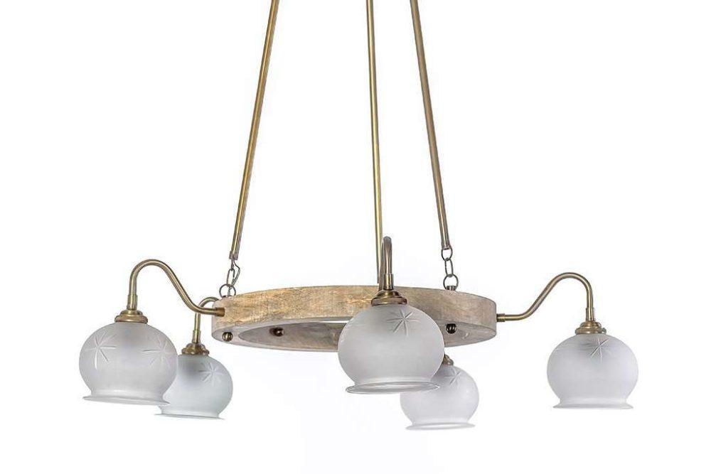 מנורת שנדליר לסלון