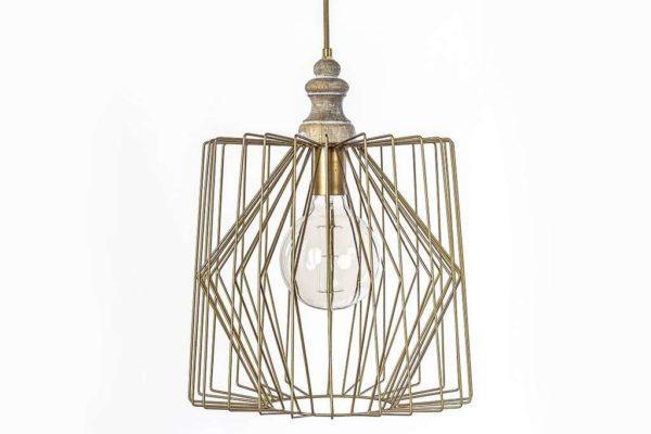 מנורת תליה גאומטרית
