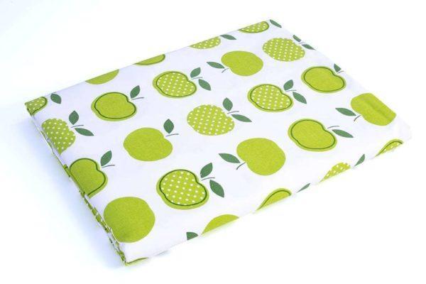 מפה תפוחים ירוקים לשולחן