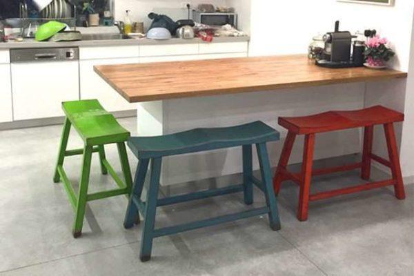 כסאות בר זוגיים למטבח