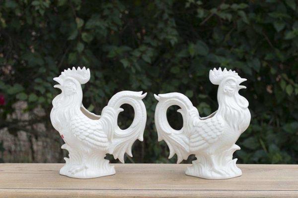 קנקן תרנגול לבן
