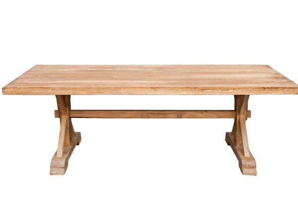 שולחן אבירים מהודר מעץ