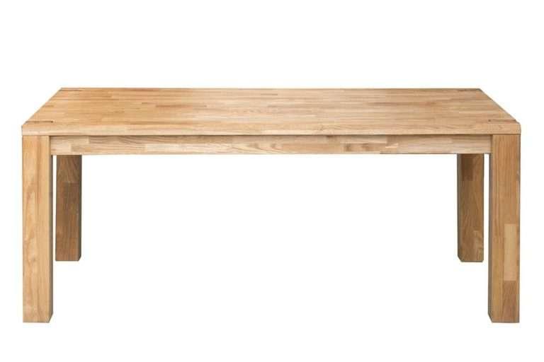 שולחן אוכל נפתח מעץ מלא