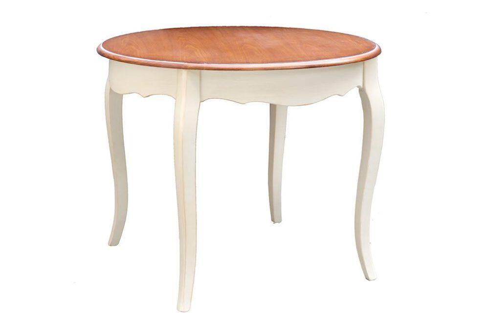 שולחן עגול פרובנס