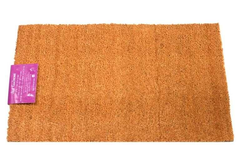 שטיח כניסה טבעי חלק