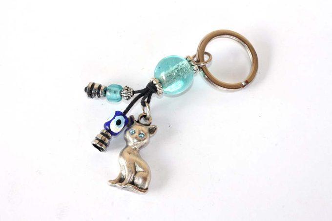 מחזיק מפתחות חתול