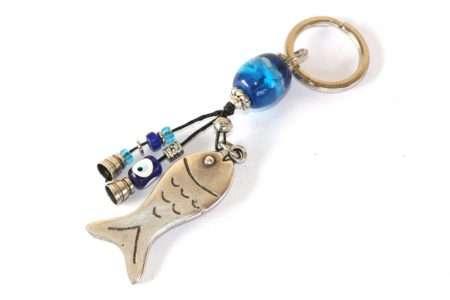 מחזיק מפתחות דג