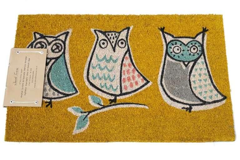 שטיח שלישית ינשופים
