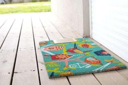 שטיח שובך יונים