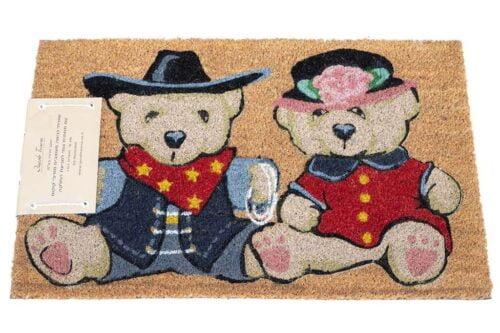 שטיח כניסה דובים