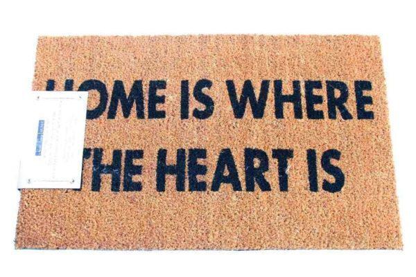 שטיח כניסה heart