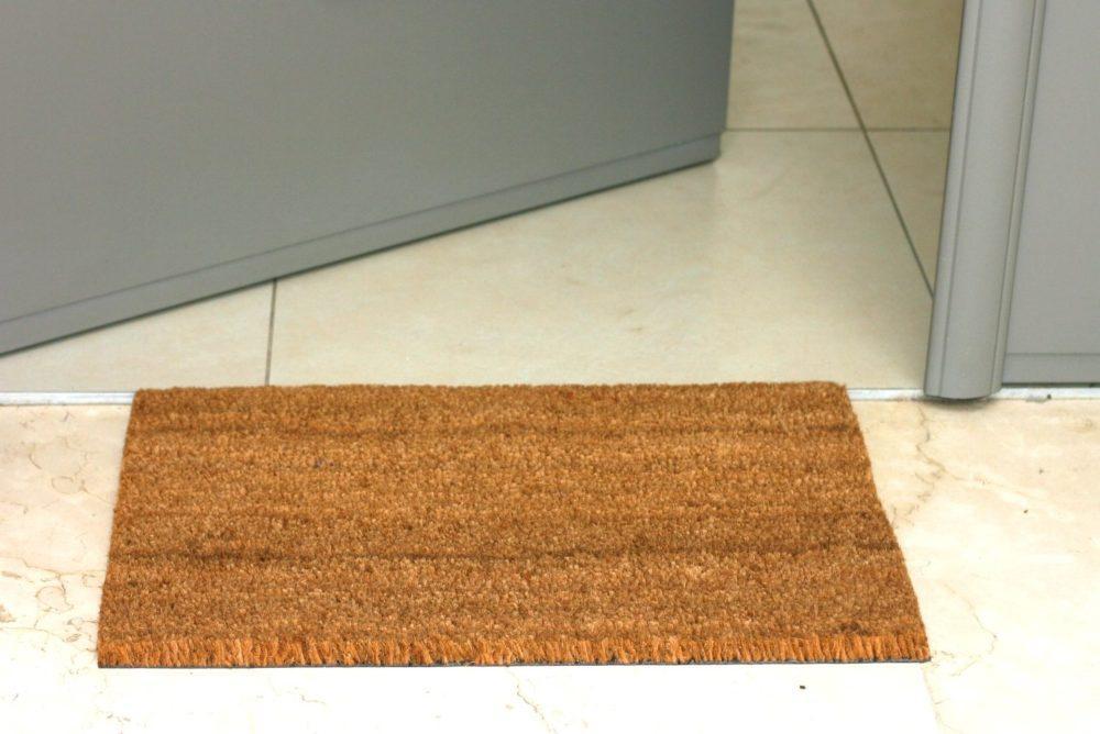 שטיח כניסה טבעי לרגליים