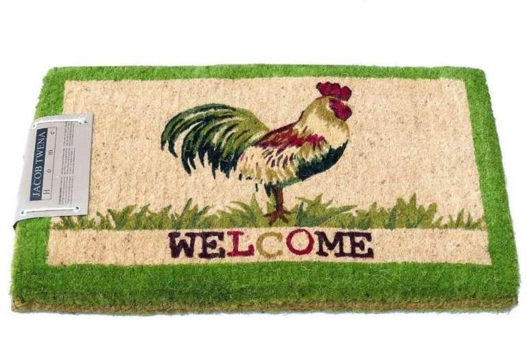 שטיח סף עבה תרנגול