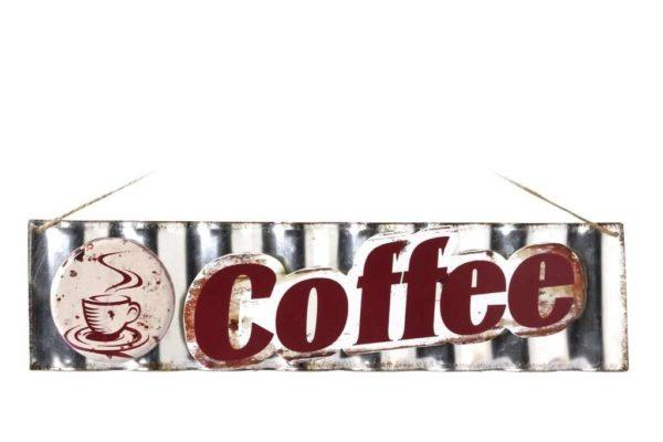 שלט מעוצב Coffee