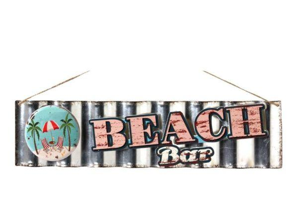 שלט מעוצב Beach