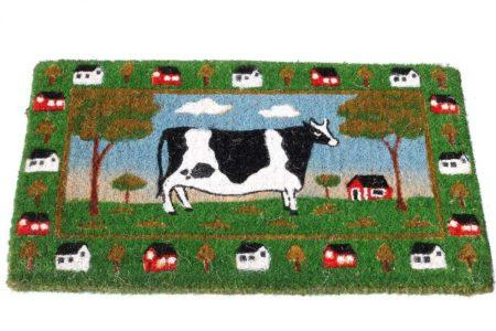 שטיח כניסה עבה פרה