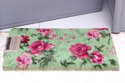 שטיח סף עבה ורדים ורדוים