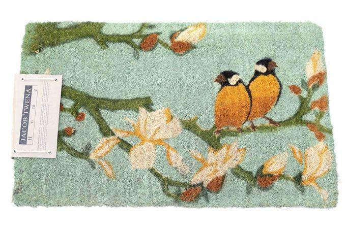 שטיח סף יפני מודפס