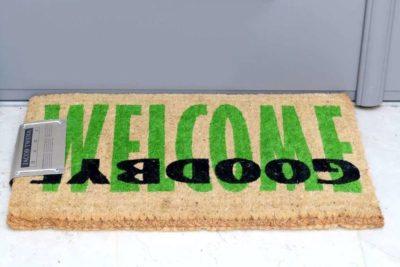 שטיח סף עבה כניסה יציאה