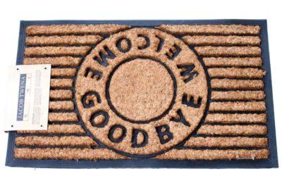 שטיח גומי מעוצב לסף דלת