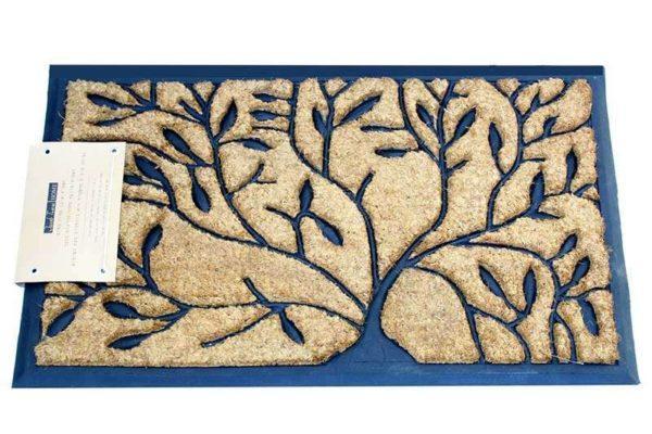 שטיח סף בצורת עץ